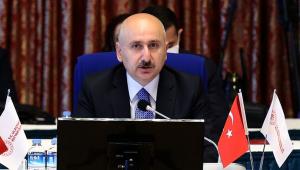 """Bakan Karaismailoğlu: """"Kanal İstanbul Projesi bir dünya projesidir, bu bilinçle çalışmalarımız aralıksız sürüyor"""""""