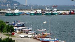 Balıkçı teknesi sahiplerine destek
