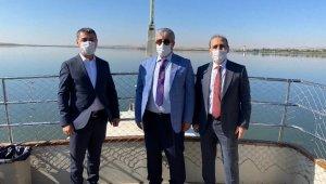 Başkan Şimşek'in Mogan Gölü çalışmaları sonuç verdi