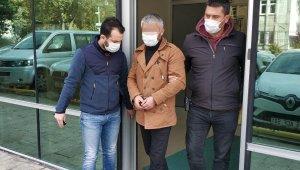 Dolmuşta elle taciz iddiasıyla tutuklandı