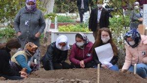 Eski kocası tarafından öldürülen Çilem Kılıç toprağa verildi