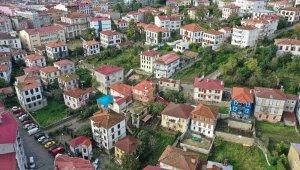 Giresun'da Marsilya esintileri taşıyan 200 yıllık evler UNESCO'ya aday