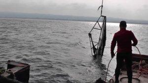 Hitler'in kayıp deniz altısındaki hayalet ağlar temizleniyor