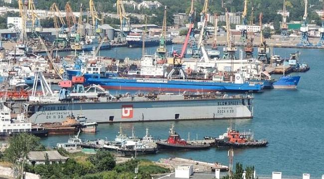 Kırım limanlarına giriş yapan 50 gemiye tutuklama kararı alındı!