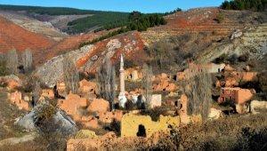 Osmanlı döneminin izlerini taşıyan Zemzemiye Köyü
