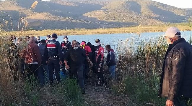 Selçuk'ta teknenin batması ile suda kaybolan gencin cesedine ulaşıldı
