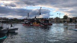 Sinoplu balıkçıdan sezon değerlendirmesi