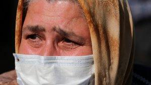 Tekne faciasında ölen 5 kişinin cenazesi gözyaşlarıyla alındı