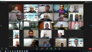 TİKA'dan 4 ülkedeki UNRWA doktorlarına COVID-19 ile Mücadele Eğitimi