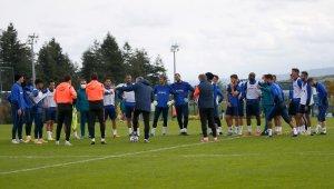 Trabzonspor'da rekabet yüzleri güldürüyor