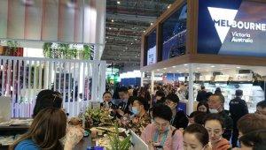Türk gıda ihracatçıları Çin'e 1 milyar dolar ihracat hedefi koydu