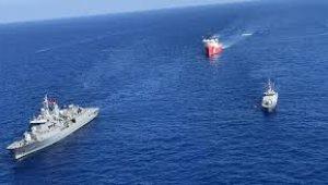 Türkiye de Ege'deki Sakız, Sisam, Semadirek, Limni, Ahikerya, Batnoz adalarına askeri sevkiyat yapılmasına karşı 3 yeni navtex yayınladı