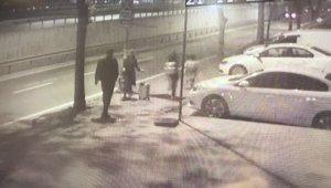 Ukraynalı aileye taciz şoku kamerada