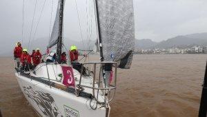 Yelken yarışlarının geliri depremzedelere bağışlanacak