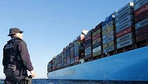 Arızalanan Maersk Konteyner Gemisi İspanya'da Tersaneye Çekildi!