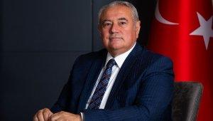 """Başkan Çetin: """"Ciro kaybı turizm sektöründe yüzde 70"""""""