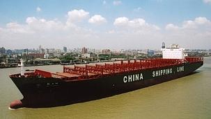 Çin, Dünyanın en büyük 4 konteyner gemisini inşa edecek!