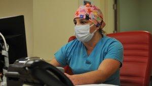 Korona virüsü yenen hemşire yaşadıklarını anlattı