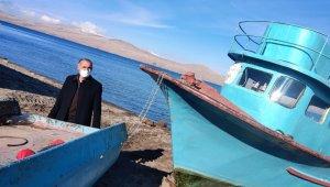 Nazik Gölü'nde yasak ava geçit yok