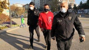 Serbest kalan saldırgan eski koca yeniden gözaltına alındı