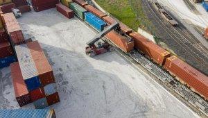 Ulaştırma ve Altyapı Bakanlığı açıkladı: Türkiye'den Çin'e gidecek ikinci ihracat yük treni de yola çıktı