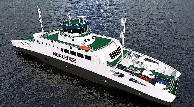 Ada Tersanesi 2021'deki ilk gemisini suya indirdi!