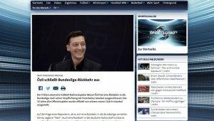 Alman basını Mesut Özil'in açıklamalarına geniş yer verdi