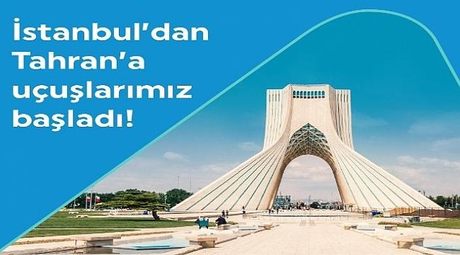 AnadoluJet, İran ve Irak uçuşlarını başlattı