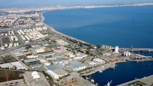 Antalya Serbest Bölgesi'nin ticari hacmi yüzde 8 oranında arttı