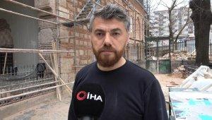 Bursa'nın en eski camii ilk günkü ihtişamına kavuşuyor
