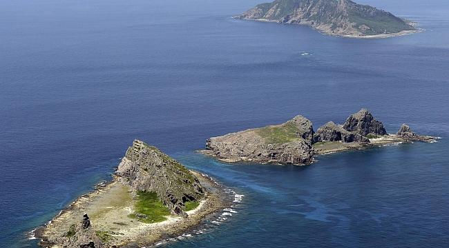 Çin gemileri Japonya karasularını ihlal etti