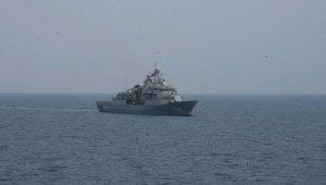 """Deniz Kuvvetleri Komutanlığı """"Fiilî Silah Atış Eğitimi"""" gerçekleştirdi"""