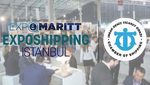Denizcilik Sektörü Expomaritt Exposhipping Istanbul'da Buluşuyor: 14-17 Eylül 2021