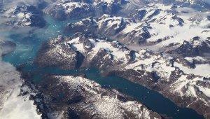 Dünya'da buzullar 30 yıl öncesine göre yüzde 57 daha hızlı eriyor