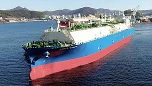 Dünyanın en büyük etan taşıyıcı tankeri ABD'den Çin'e rekor sevkiyatla kalktı!