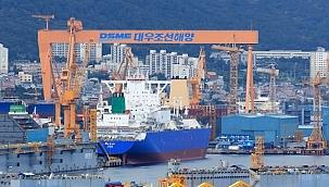 Gemi inşa şirketi DSME yıla 820 milyon dolarlık iptalle başladı!