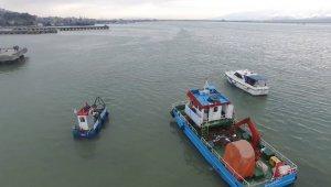 Gemi ve kıyılardan 12 bin 80 metreküp atık toplandı
