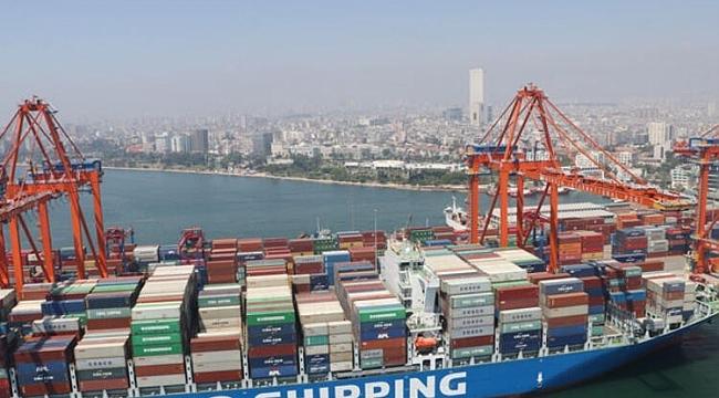 Limanlarda ihracat arttı
