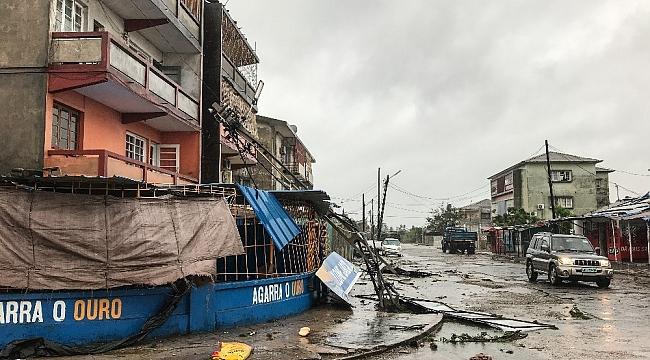Mozambik'i Eloise fırtınası vurdu