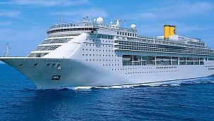 Ocean Dream'den sonra Costa Victoria da Aliağa yolcusu