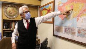 """Profesör uyardı: """"Ankara deprem tehlikesi açısından, zannedildiği gibi güvenli bir yerde bulunmuyor"""""""