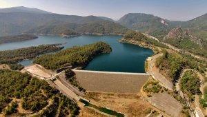 Su sıkıntısının yaşanmayacağı tek turistik ilçe Marmaris