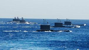 Türk Deniz Kuvvetleri envanterindeki 4 denizaltı modernize edilecek!