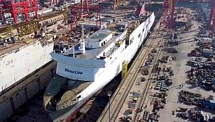 Boy verilecek Stena Line gemilerine yeni isimleri verildi!