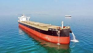 Cebelitarık'da Çinli yük gemisinde patlama: 2 ağır yaralı!