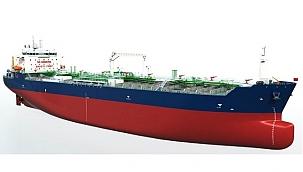 Çift yakıtlı gemilerde bir ilk: Amonyak ve metanol yakıtlı gemi projesi!