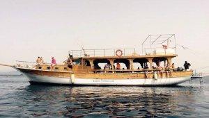 Denize giren turist balık tutmayacak, balık tutan turist denize giremeyecek