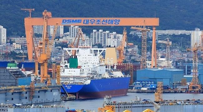 DSME'ye 4 konteyner gemisi siparişi: Her biri 109 milyon dolar!