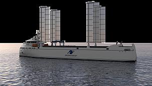 Hollanda'da yelkenli kargo gemisi inşa ediliyor!