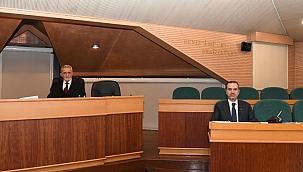 İMEAK DTO Şubat Ayı Olağan Meclis Toplantısı Gerçekleşti!